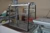 Das Cabinet aus Bulls - Vorne kommt noch eine Glasplatte drauf statt der Klappen.