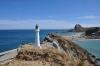 Castle Point Lighthouse - von allen Seiten