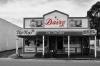 Die beruehmte Kia Ora Dairy in Featherston