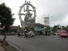 balinesischer Kreisverkehr.