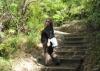 diese Treppen sind fies... zu groß für einen Schritt, zu klein für 2...