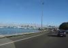 Auckland: ein Stau mit Aussicht
