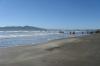 Paekakariki Beach Sonntag nachmittag