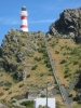 251 Stufen zum Lighthouse am Cape Palliser