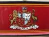Das Wappen der Trambahngesellschaft