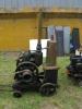 verschiedene Motoren bzw. Dampfmaschinen (in Betrieb)
