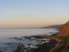 die Kapiti Coast im Abendlicht