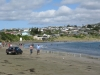 Titahi Bay im Herbst - auch nicht anders wie im Sommer!