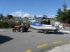 Ostersonntag-Verkehr in Titahi Bay