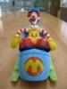 ein Uralt-Ronald McDonald fuer die Kinder...