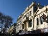 Das Hotel Bristol in Wellington - altes Gemaeuer mit Pub unten drin