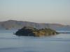 Das ist entweder Mokopuna, Matiu oder M?karo Island...  liegen alle im Wellington Harbour