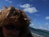 Pause im Sand